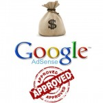 Google adsense approved 2