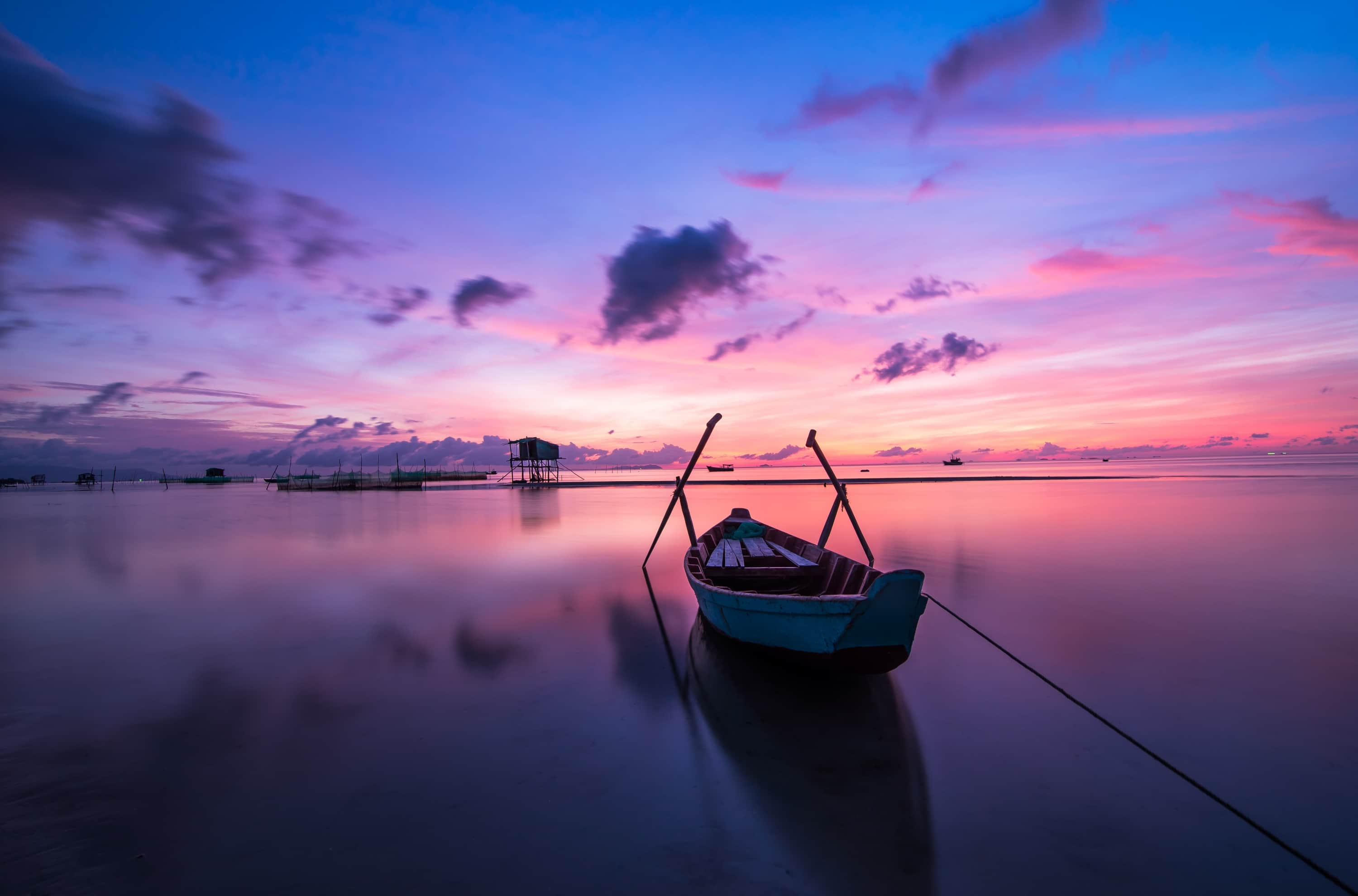 sunrise bloggen